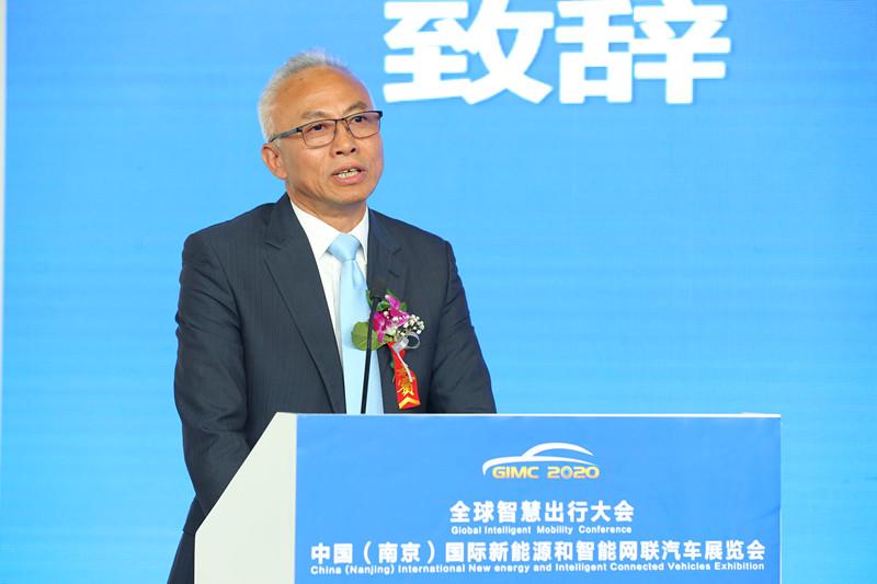 中国贸易促进委员会机械行业分会会长孙喜.JPG